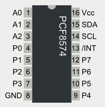 pcf8574-pinouts